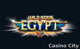 Wild Gods of Egypt Slot