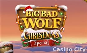 Big Bad Wolf: Christmas Special Slot