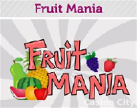 Fruit Mania 1 line Slot