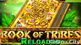 Book of Tribes Reloaded Slot
