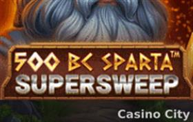 500 BC Sparta Supersweep Slot