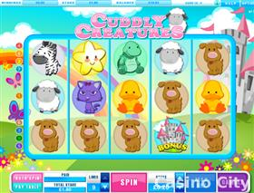 Cuddly Creatures Slot