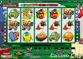 Ultimate Grill Thrills Slot