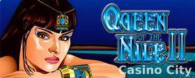 Queen of the Nile II Slot