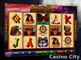 indian casino slots online