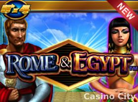 Spiele Rome And Egypt - Video Slots Online