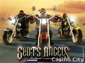 Slots Angels: Born to Spin Slot