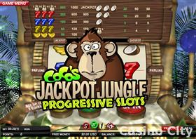 Coco's Jackpot Jungle Slot