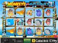 Monkeys vs Sharks Slot