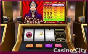 Count of Monte Carlo Slot