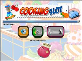 Cooking Slot 9 Line Slot