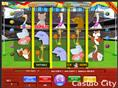 Olympic Animals 9 Line Slot