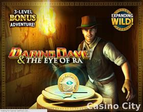 Daring Dave & the Eye of Ra Slot