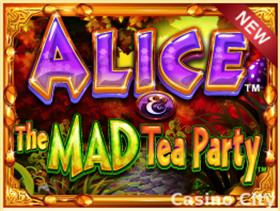 Alice and the Mad Tea Party Slot