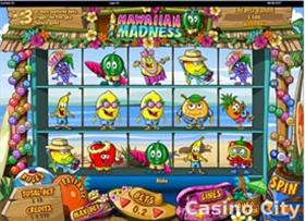 Hawaiian Madness Slot