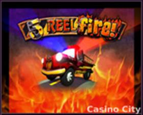5-Reel Fire! Slot