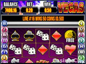 Mini Vegas 2 Slot