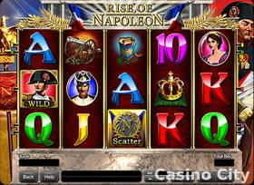 Rise of Napoleon Slot