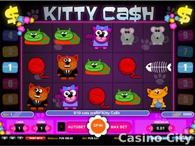 Kitty Ca$h Slot