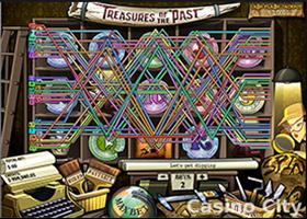 Treasures of the Past Slot