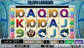 20,000 Leagues Slot