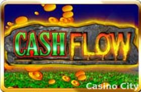Cash Flow Progressive 5 Reel Slot