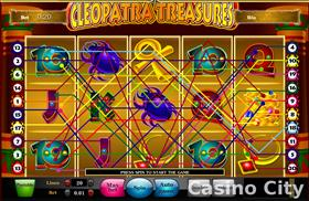 Cleopatra Treasures Slot