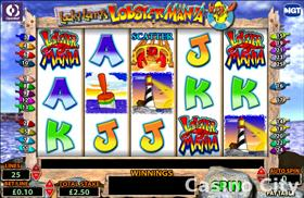 Lucky Larry's Lobster Mania Slot