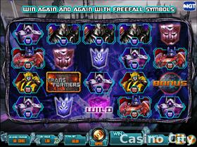 Transformers: Battle for Cybertron Slot