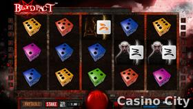 Bloodpact Dice Slot