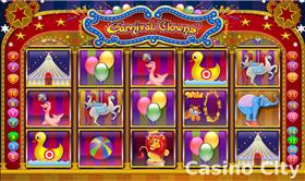 Carnival Clowns Slot
