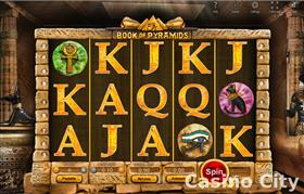 Book of Pyramids Slot