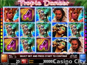 Tropic Dancer Slot