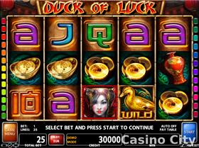 Duck of Luck Slot