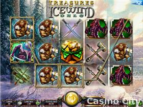 Dungeons & Dragons: Treasures of Icewind Dale Slot