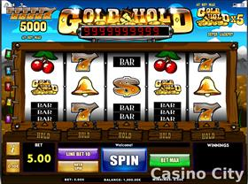 Gold Hold Slot