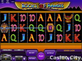 Book of Ramses Slot