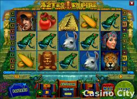 Aztec Empire Slot