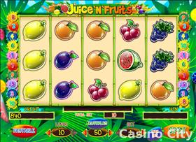 Juice 'N' Fruits Slot