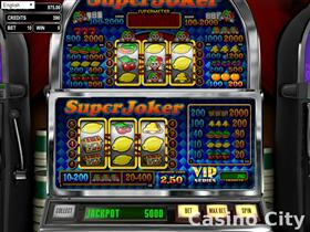 Super Joker VIP Slot