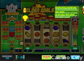 Golden Goals Slot