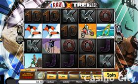 Reel X Treme Slot