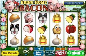 Bring Home the Bacon Slot