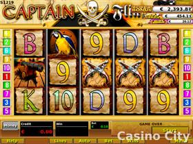 Captain Flint Slot
