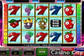 Astro Fruit Slot