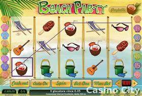 Beach Party Slot