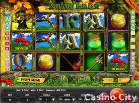 Fairy Land 25 Line Slot