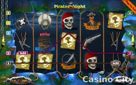 Pirates' Night 9 Line Slot