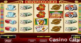Billyonaire Slot