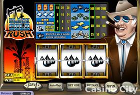Black Gold Rush Slot